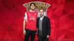 OFICIAL: Edoardo Soleri é reforço do SC Braga