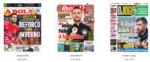 Capas Jornais Desportivos 08-02-2019