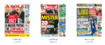 Capas Jornais Desportivos 20-02-2019
