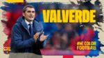 OFICIAL: Ernesto Valverde renova com Barcelona