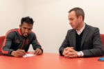 Oficial: Braga renova com Dyego Sousa