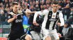 Video   Liga dos campões 18/19: Juventus 1-2 Ajax