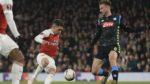 Video | Liga Europa 18/19: Arsenal 2-0 Napoli