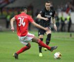 Video | Liga Europa 18/19: Eintrach Frankfurt 2-0 SL Benfica