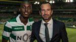 OFICIAL: Sporting CP apresenta Rafael Camacho