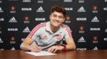 Manchester United oficializa Daniel James