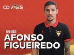 OFICIAL: CD Aves anuncia Afonso Figueiredo