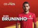 OFICIAL: Desportivo das Aves contrata Bruninho