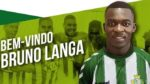 OFICIAL: Bruno Langa é  reforço do Vitória FC