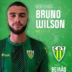OFICIAL: Bruno Wilson é  reforço do CD Tondela