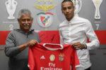 OFICIAL: SL Benfica anuncia novo avançado