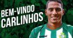 Vitória FC oficializa Carlinhos