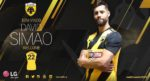 OFICIAL: David Simão no AEK