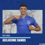 OFICIAL: Guilherme Ramos assina pelo Feirense