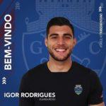 OFICIAL: Igor Rodrigues no GD Chaves
