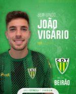 OFICIAL: João Vigário assina pelo Tondela