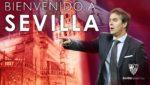 OFICIAL: Lopetegui é o novo treinador do Sevilha