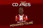 CD Aves oficializa Mohamed Touré