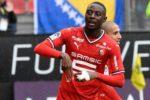 O FC Porto está interessado no médio francês James Léa-Siliki