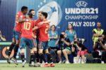 Espanha vence Europeu sub-21