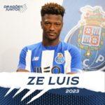 OFICIAL: FC Porto anuncia Zé Luís
