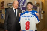 OFICIAL: Nakajima reforça FC Porto