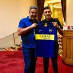 OFICIAL: Salvio é jogador do Boca Juniors
