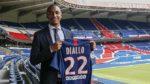 Abdou Diallo reforça o Paris SG