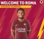 OFICIAL: AS Roma anuncia Amadou Diawara