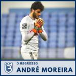 OFICIAL: André Moreira regressa ao Belenenses SAD