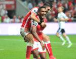 OFICIAL: SC Braga vende Dyego Sousa por 5,4 Milhões de Euros