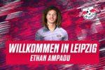 OFICIAL: Leipzig oficializou Ethan Ampadu