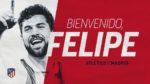 OFICIAL: Atlético de Madrid confirma Felipe