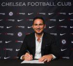 OFICIAL: Frank Lampard é o novo treinador do Chelsea