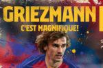 OFICIAL: Griezmann é do Barcelona e tem uma cláusula brutal