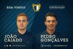 OFICIAL: FC Famalicão contrata João Caiado e Pedro Gonçalves