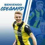 OFICIAL: Martín Odegaard é reforço da Real Sociedad