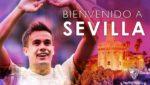 OFICIAL: Reguilón é o novo reforço do Sevilha