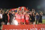 Clube da Albânia excluído das competições europeias por 10 anos
