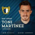 OFICIAL: Famalicão contrata Toni Martinez