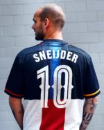 Wesley Sneijder anuncia retirada