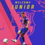 OFICIAL: FC Barcelona anuncia novo reforço