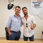 OFICIAL: Hélder Barbosa assina pelo Hatayspor