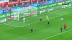 VÍDEO: jogador evita golo duas vezes em cima da linha