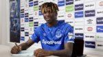OFICIAL: Everton contrata Moise Kean