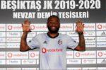 OFICIAL: N'Koudou em definitivo no Besiktas