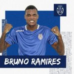 OFICIAL: CD Feirense contratou Bruno Ramires