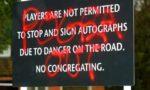 """Centro de treinos do Manchester United vandalizado: """"Pogba fora"""""""