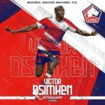Victor Osimhen reforça o LOSC Lille