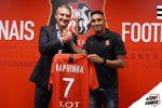 OFICIAL: Raphinha assina pelo Rennes